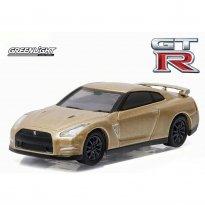 Imagem - Nissan: GT-R R35 (2016) - Dourado - 1:64 - Greenlight
