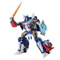 Imagem - Boneco Transformers Optimus Prime - Transformes: O Último Cavaleiro - Premier Edition - Hasbro