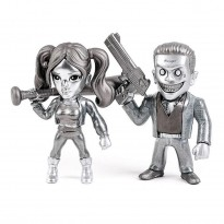 Imagem - Bonecos The Joker Boss and Harley Quinn M23 - Esquadrão Suicida - DC Comics - Metals Die Cast (2 Pack) - Jada Toys