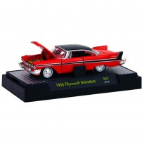 Imagem - Plymouth: Belvedere (1958) - Auto Thentics - Vermelho - 1:64 - M2 Machines