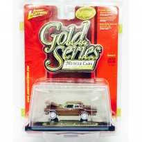 Imagem - Plymouth: Sport Fury (1962) - Marrom - Gold Series - 1:64 - Johnny Lightning