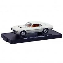 Imagem - Pontiac: Firebird 400 H.O. (1968) - Auto Drivers - Branco - 1:64 - M2 Machines