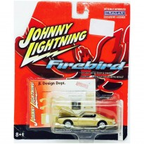 Imagem - Pontiac: Firebird Formula - Dourada - 1:64 - Johnny Lighting