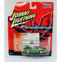 Imagem - Pontiac: Firebird Formula 400 (1971) - Verde - 1:64 - Johnny Lightning