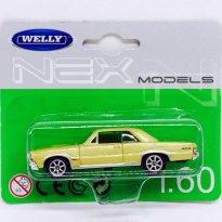 Imagem - Pontiac: GTO (1965) - Dourado - 1:60-1:64 - Welly