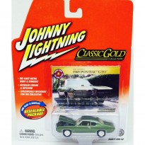 Imagem - Pontiac: GTO (1969) - Verde - Classics Gold Collection - 1:64 - Johnny Lightning