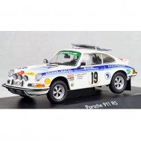 Imagem - Porsche: 911 RS - #19 Safari Rally (1974) - 1:43 - Schuco