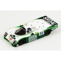 Imagem - Porsche: 962 C - nº55 Edwards / Keegan / Moreno - Le Mans 1984 - 1:43 - Spark