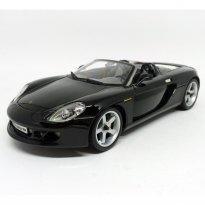 Imagem - Porsche: Carrera GT - Preto - 1:18 - Maisto