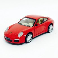 Imagem - Porsche: 911 Carrera S (997) - C/ Luz e Som - California Action - 1:32 - California Toys