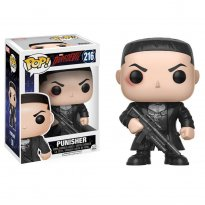 Imagem - Boneco Punisher - Daredevil - Marvel - Pop! 216 - Funko