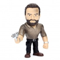 Imagem - Boneco Rick Grimes M180 - The Walking Dead AMC - Metals Die Cast - Jada