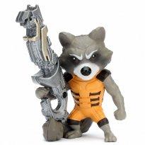 Imagem - Boneco Rocket Raccoon M154 - Guardiões da Galáxia - Marvel - Metals Die Cast - Jada Toys