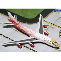 Imagem - Rossiya Airlines: Boeing 747-400 - 1:400 - Gemini Jets