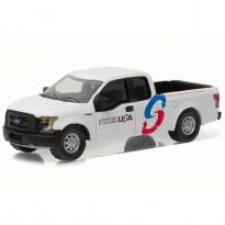 Imagem - Ford: F-150 XL (2015) - Blue Collar Collection - 1:64 - Greenlight