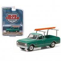 Imagem - Chevrolet: C-10 (1968) - Blue Collar Collecction - 1:64 - Greenlight