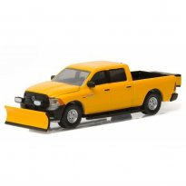 Imagem - Dodge: Ram 1500 Tradesman (2014) - Blue Collar Collection - 1:64 - Greenlight