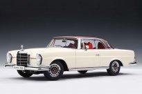Imagem - Mercedes Benz: 280 SE (1968) - Branca - 1:18 - Autoart