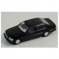 Imagem - Mercedes Benz: S600 W140 (1994) - Preto - 1:43 - Spark