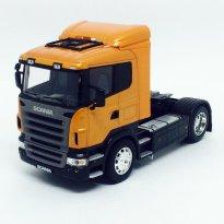 Imagem - Scania: R470 - Laranja - Cavalo - 1:32