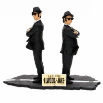 Imagem - Set: Bonecos Elwood & Jake Blues - The Blues Brothers - SD-Toys
