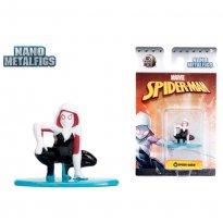Imagem - Boneco Spider-Gwen MV3 - Spider-Man - Nano Metalfigs - Jada Toys
