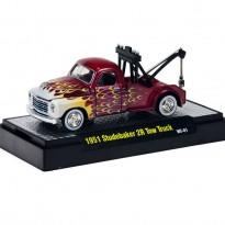Imagem - Studebaker: 2R Tow Truck (1951) Wild-Cards - Borgonha - 1:64 - M2 Machines