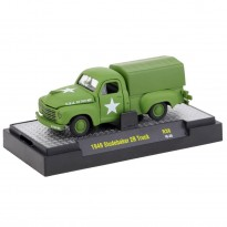 Imagem - Studebaker: 2R Truck (1949) - Verde - Auto Trucks - 1:64 - M2 Machines