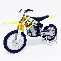 Imagem - Suzuki: RMZ 250 - Motocross- 1:18 - Maisto