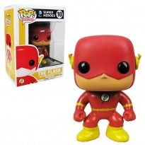 Imagem - Boneco The Flash - Super Heroes - DC Comics - Pop! Heroes 10 - Funko