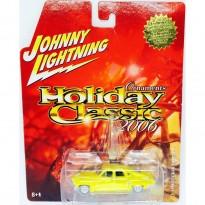 Imagem - Tucker: Torpedo (1948) - Holiday Classic - Amarelo - 1:64 - Johnny Lightning