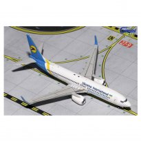Imagem - Ukraine International: Boeing 737-800 - 1:400 - Gemini Jets