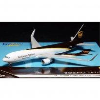 Imagem - UPS: Boeing 767-300F - 1:400 - Gemini Jets