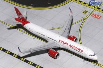 Imagem - Virgin America: Airbus A321 Neo - 1:400 - Gemini Jets