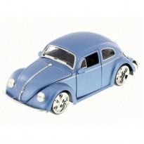Imagem - Volkswagen: Beetle / Fusca (1959) - Azul - 1:24 - Jada