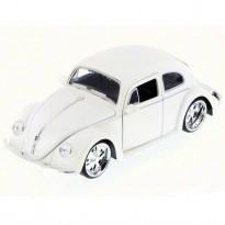 Imagem - Volkswagen: Beetle / Fusca (1959) - Branco - 1:24 - Jada