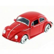 Imagem - Volkswagen: Beetle / Fusca (1959) - Vermelho - 1:24 - Jada