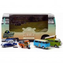 Imagem - Set Volkswagen: Summer Festival - Motor World - 1:64 - Greenlight