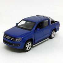 Imagem - Volkswagen: Amarok - Azul - C/ Luz e Som - California Action - 1:32 - California Toys