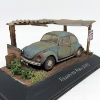 Imagem - Diorama Volkswagen: Fusca (1985) c/ Telhado II -