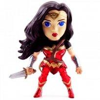 Imagem - Boneco Wonder Woman (Mulher Maravilha) M225 - DC Comics - Metals Die Cast - Jada Toys