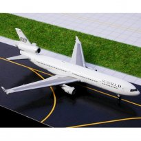 Imagem - World Airways: McDonnell Douglas MD-11 - 1:400 - Gemini Jets