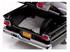 Ford: Fairlane 500 Hardtop (1958) - Preto - 1:18