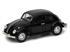 Volkswagen: Beetle Fusca (1967) - Preto - 1:24