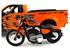 Ford: F-150 STX - 1:27 c/ Moto XL 1200N Nightster '07 1:24 - Maisto