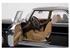 Mercedes Benz: 280 SE Coupé (1968) - Preta - 1:18
