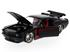 Ford: Mustang Boss 429 (1970) - Preto - Bigtime Muscle - 1:24