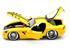 Dodge: Viper SRT10 (2008) - Amarelo - Bigtime Muscle - 1:24