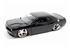 Dodge: Challenger SRT8 (2008) - Preto - 1:24