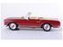 Mercedes Benz: 230 SL (1963) - Vermelha - 1:43